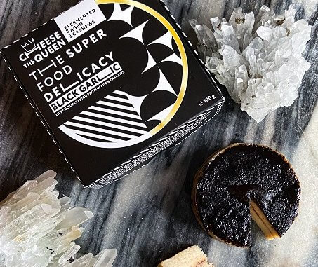Cheese the Queen Black Garlic