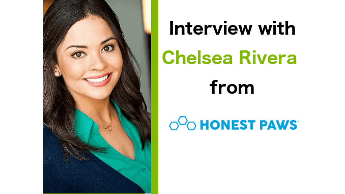 Chelsea Rivera, Head of Content Marketing at Honest Paws