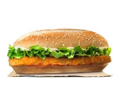 Chicken Royale Burger King