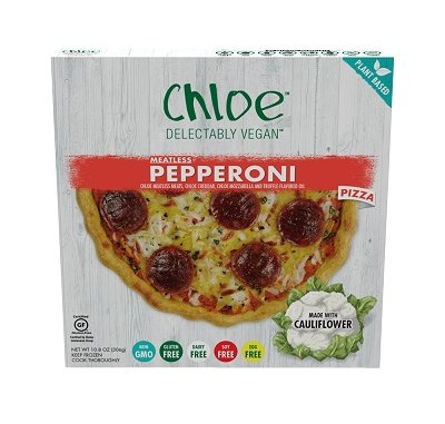 Chloe Pepperoni Pizza