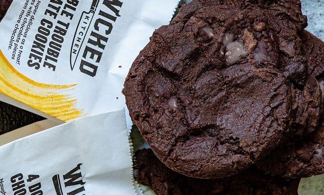 Choc cookie Wicked Kitchen Tesco