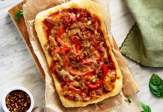 Cobs Bread Nabati Cheese Beyond Sausage