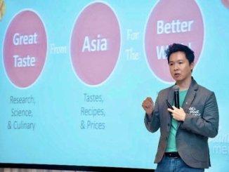 Mr. Taweelerdniti, CEO of Let's Plant Meat PRNewswire