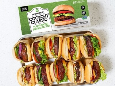 Cookout Classic Beyond Burgers