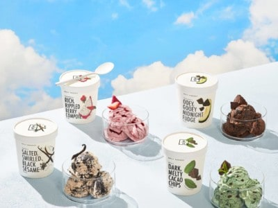 Daily Harvest ice cream containers