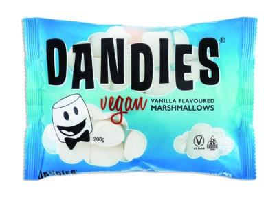 Chicago Vegan Foods dandies marshmallows