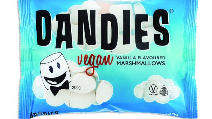 Chicago Vegan Foods dandies marshmallows