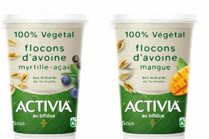 Danone vegetal