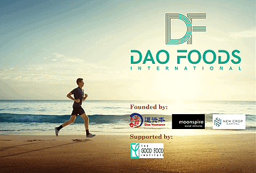 Dao Foods & New Crop Capital Launch Plant-Based Incubator in China
