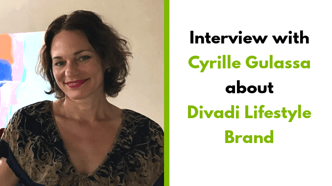 Cyrille Gulassa – founder at Divadi Lifestyle Brand