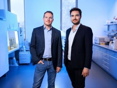 Bluu Biosciences founders