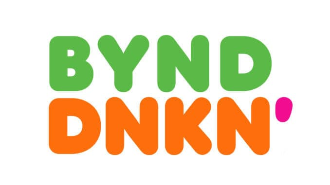 Dunkin Beyond Meat