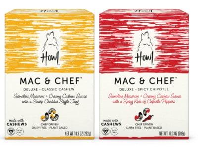 Howl Mac & Chef Cashew Vegan Mac and Chees