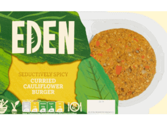 Eden Foods Burger