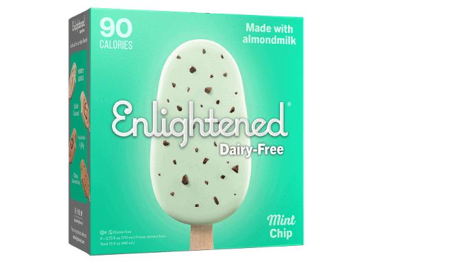 Enlightened Ice cream dairy-free