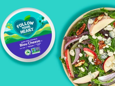 Follow Your Heart Blue Cheese