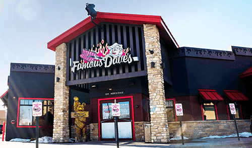 Famous Dave's