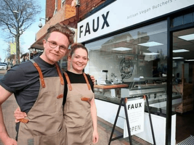 Faux butcher