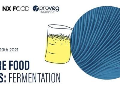 Fermentation event ProVeg