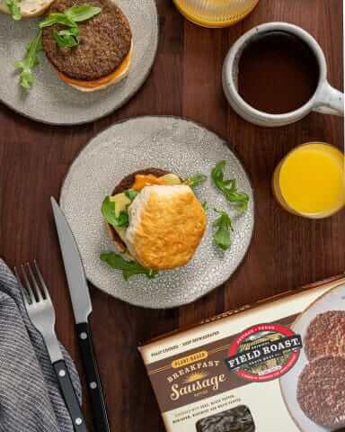 Greenleaf Foods, Field Roast Breakfast Sausage