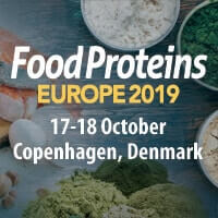 Food Proteins Europe 2019, 17-18 October in Copenhagen, Denmark