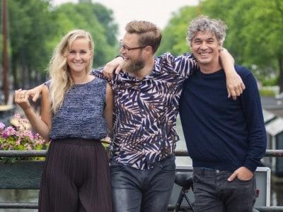 Founders Kim, Stephan, Alex - Shop Like You Give a Damn