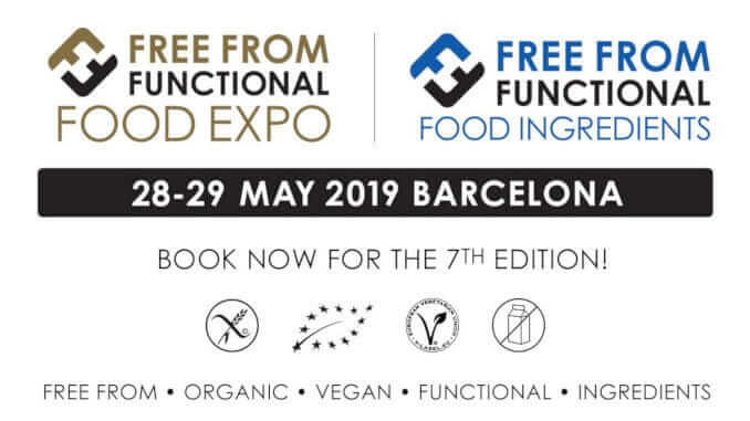 Free From Functional Food (Ingredients) Messe event