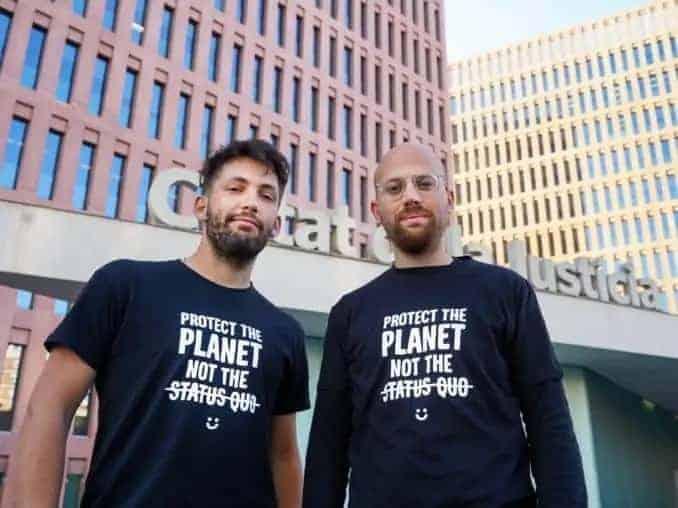 Founders Bernat Añaños & Marc Coloma ©Heura