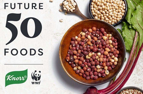 """Sodexo """"Future 50 Foods"""" to Bring Sustainable Plant-Based Meals to 5000 Hospitals and Businesses"""