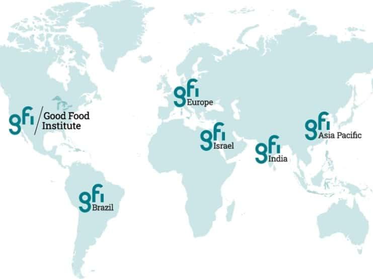 GFI map
