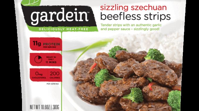 Gardein BeeflessStrips