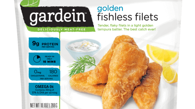 Gardein FishlessFilets