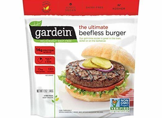 Gardein Ultimate Burger