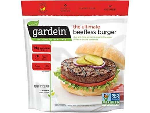 Gardein Ultimate Burger