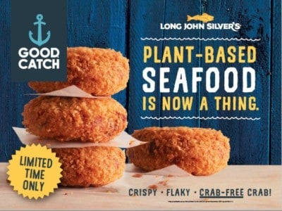 Good Catch X Long John Silver's