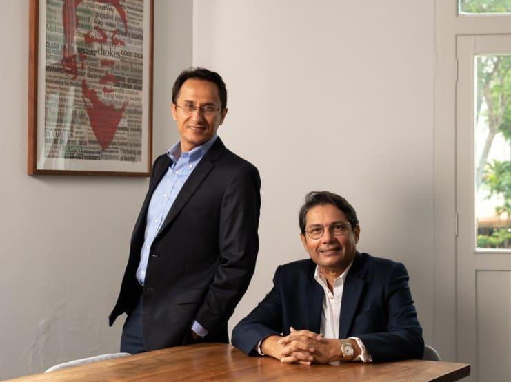 Good Startup Managing Partners - Gautam Godhwani (L), Jayesh Parekh (R)