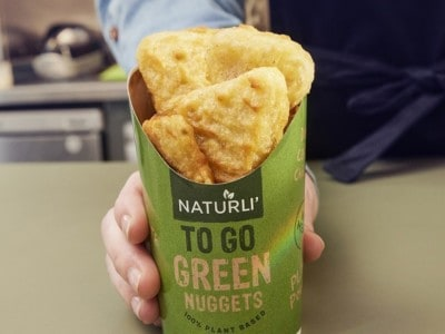 Green Nuggets Naturli
