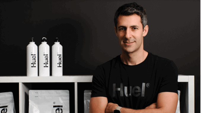 James McMaster – CEO at Huel
