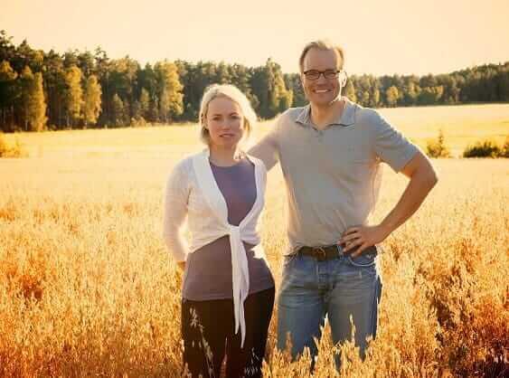 Halsa Foods Helena Lumme & Mika Manninen