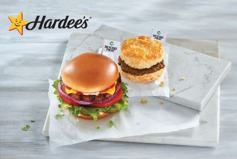 Hardee's & Beyond Meat