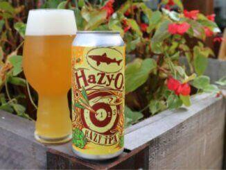 Hazy O oat milk beer