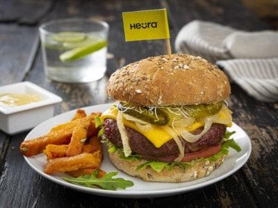Heura Burger 2.0