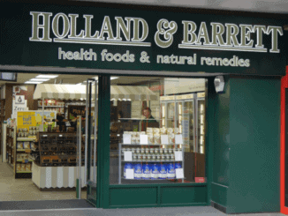 Holland & Barrett superstore