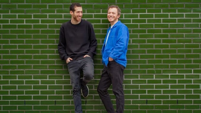 Hoxton Farms Co-Founders Ed Steele (L) Max Jamilly (Right) 1