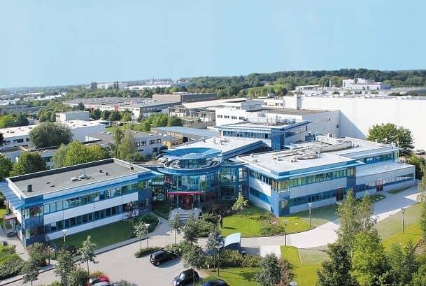Hydrosol Stern Technology Center in Ahrensburg