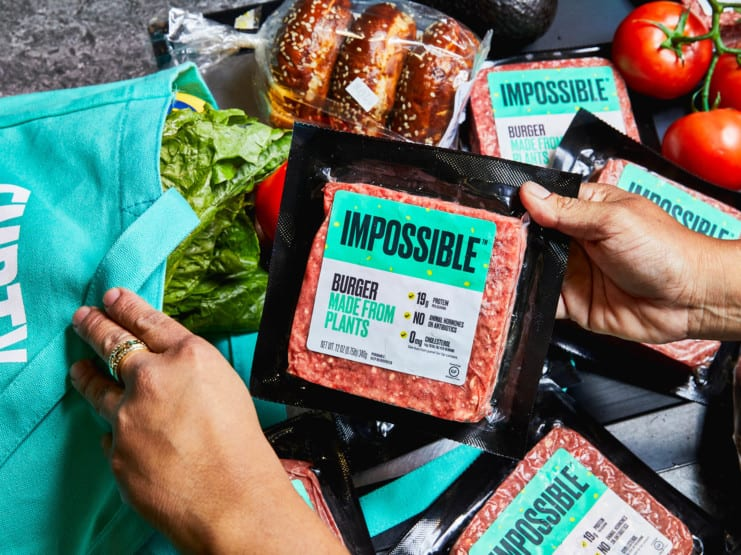 Impossible Foods retail