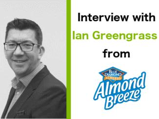 Ian Greengrass Managing Director – Blue Diamond Almonds Europe
