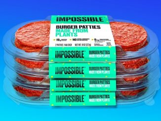 Impossible Foods stack