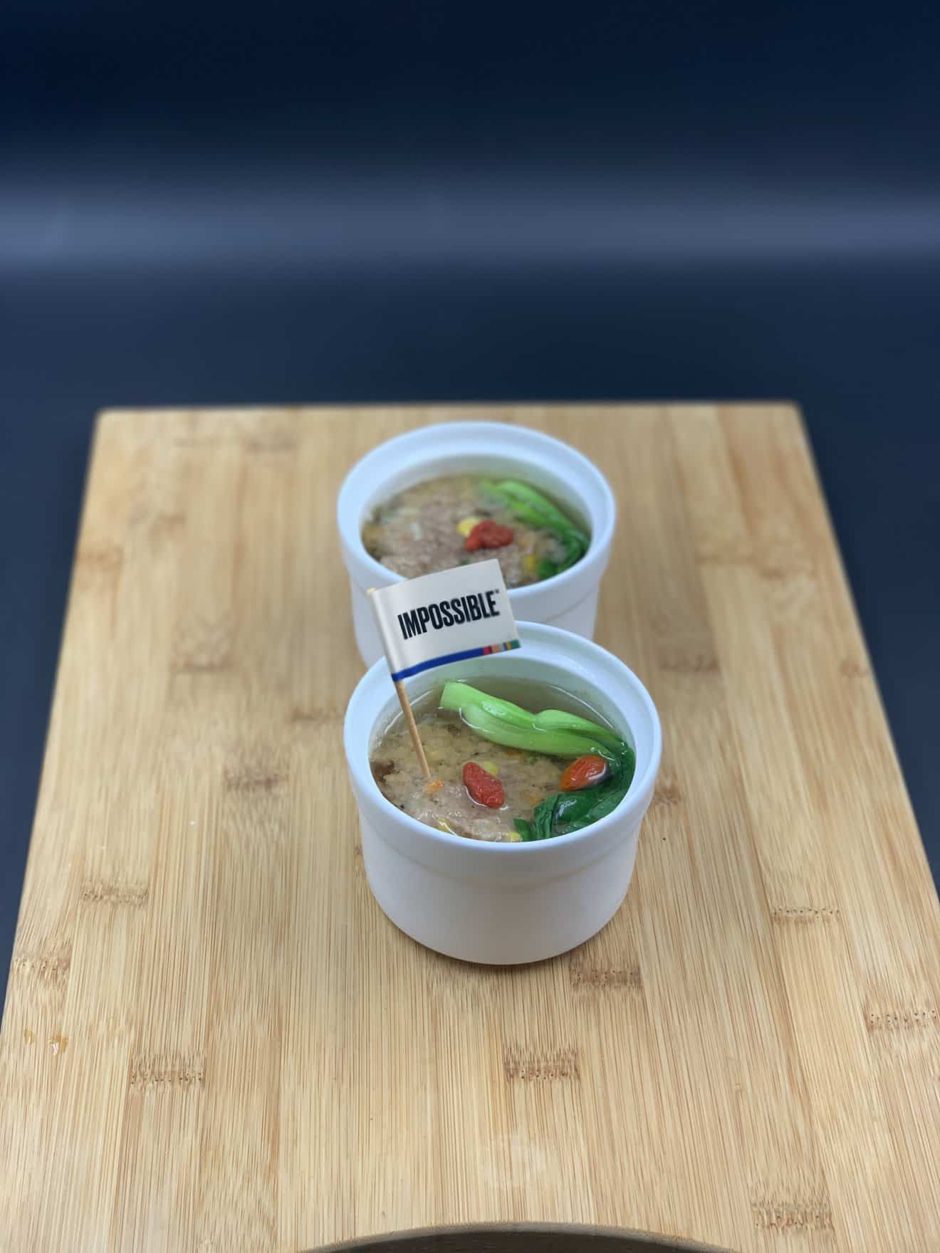 Impossible Foods China Debut