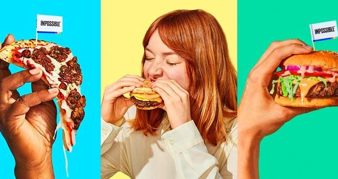 Impossible Foods FB